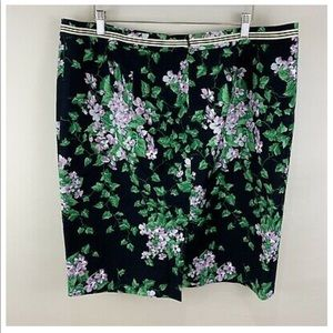 Talbots Skirts - Talbots Oprah Collection Floral Skirt